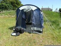 5 man Pro Action Nevada tent.