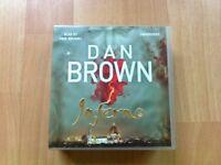 Dan Brown - Inferno - 14 Disc Unabridged Audiobook