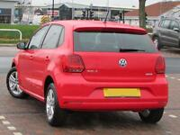 Volkswagen Polo MATCH (red) 2017-03-07