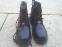Trojan H68 Goodyear Safety Boots (New & Unused, Size 10)
