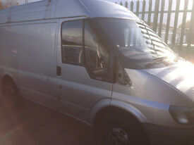 Breaking Ford Transit MK6 51 REG. For Parts