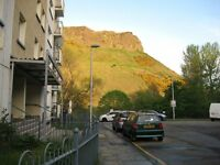 ONE BEDROOM GRUND FLOOR HOLYROOD EDIN CITY CENTRE TO EXCHANGE FOR SAME EDINBURGH AREA