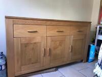 Kitchen side cabinet