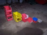 Garage/Workshop Storage Bins..