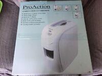 ProAction 12 Sheet Cross Cut Shredder