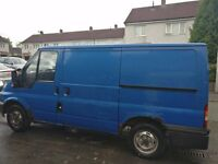 Transit van ***reduced price for quick sale ***