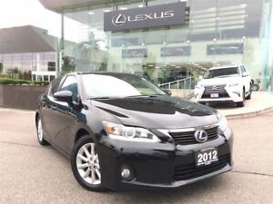 2012 Lexus CT 200h Bluetooth Heated Seats Leather