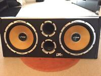 Subwoofer Vibe CBR Evolution V2