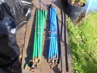 drain or sweeps rods professional type