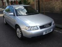 AUTOMATIC AUDI A3 1.8 WITH 11 MONTHS MOT QUICK SALE