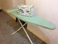 Brand new T-fal iron and a stander set