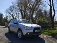 2012 MITSUBISHI ASX 1.8 CLEAR TEC FINANCE FROM ONLY £186 PER MONTH WITH NO DEPOSIT