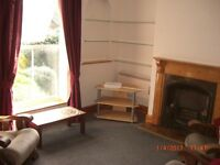 One bed first floor flat to let