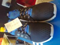 brand new in the box original adidas ZX flux NPS UPTD trainers size 12