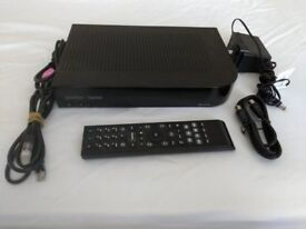 Super Freeview Recorder. Everything you need to record TV programmes