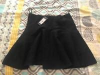 New Look Black Skirt(new)