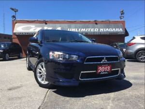 2013 Mitsubishi Lancer SE | NO ACCIDENTS | ONLY 8, 520 KM ...