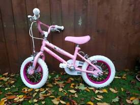 Girl's kids Bike