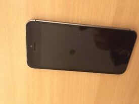 iPhone 5s in good condition - locked to Vodafone