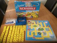 Boxed Junior Scrabble Board Game
