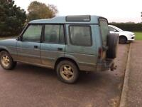Landrover discovery 200 tdi excellent runner £700