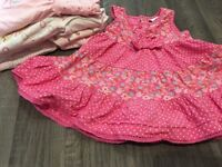 Bag full baby girls clothes shoes look at pics newborn-6 Months
