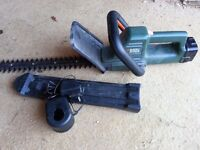 Black & Decker Cordless Hedge Trimmer