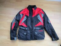 Motorcycle Jacket (Targa) Gents Large