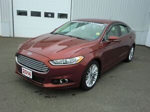 2014 Ford Fusion SE-2.0LTR-POWER+ 4 WINTER TIRES