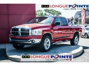 2007 Dodge Ram 1500 SLT/TRX4 Off Road/Sport CUIR