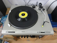 Technics SL-B202 Automatic Turntable System with New Belt and New Ortofon Cartridge