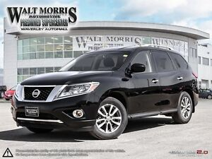 2016 Nissan Pathfinder SV - HEATED SEATS, REAR VIEW CAMERA
