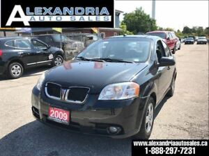 2009 Pontiac G3 Wave SE sunroof 80km