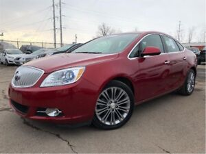 2014 Buick Verano Leather Package NAVIGATION MOON ROOF