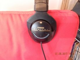 Ross Stereo Headphones