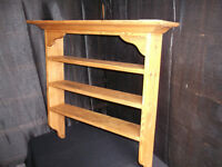 pine shelf unit,