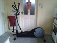 infinity fitness cross trainer,good solid machine