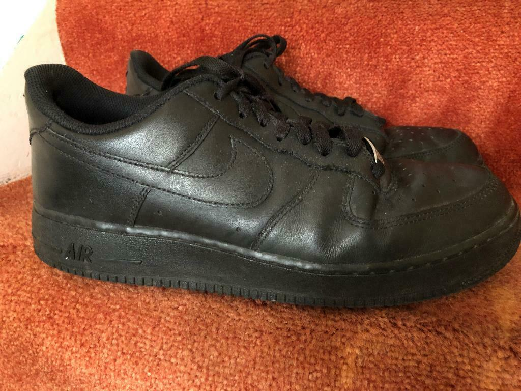 27cb16779e5 2 images Nike Air Force 1 Size 9 Colchester