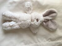 'Once upon a time' cot tidy with rabbit