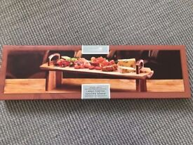 WOODEN SERVING BOARD FOR SALE