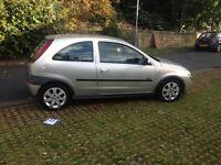Quick Sale Vauxhall Corsa SXI 1.2