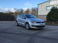 Vw polo 1.6tdi 90ps LOW MILAGE
