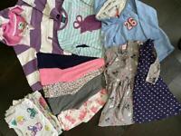 Girls clothes bundle age 3-4 Clarks boots 8.5