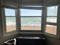 SB Lets are delighted to offer a spacious 2 bedroom flat with sea views in central Brighton