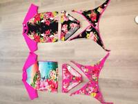 Ted baker 3 piece swim suits. Age 12-14