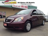 2008 Honda Odyssey LX!! 3.5!! CERTIFIED AND E-TESTED!!