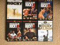 Rocky DVD bundle