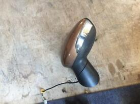 2014 Ford b max passenger side wing mirror