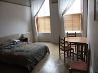 Charing Cross Ground floor 4bedroomed furnished HMO for 5 persons