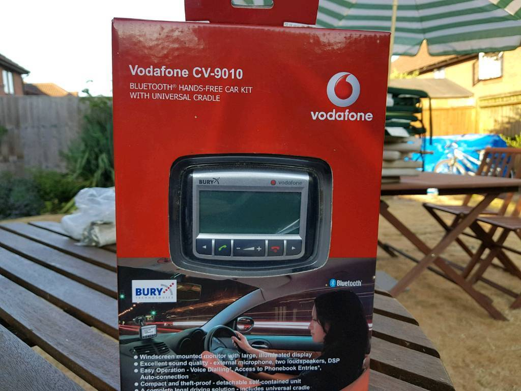 Genoeg Vodafone Hands-Free Kit | in Abingdon, Oxfordshire | Gumtree VB19